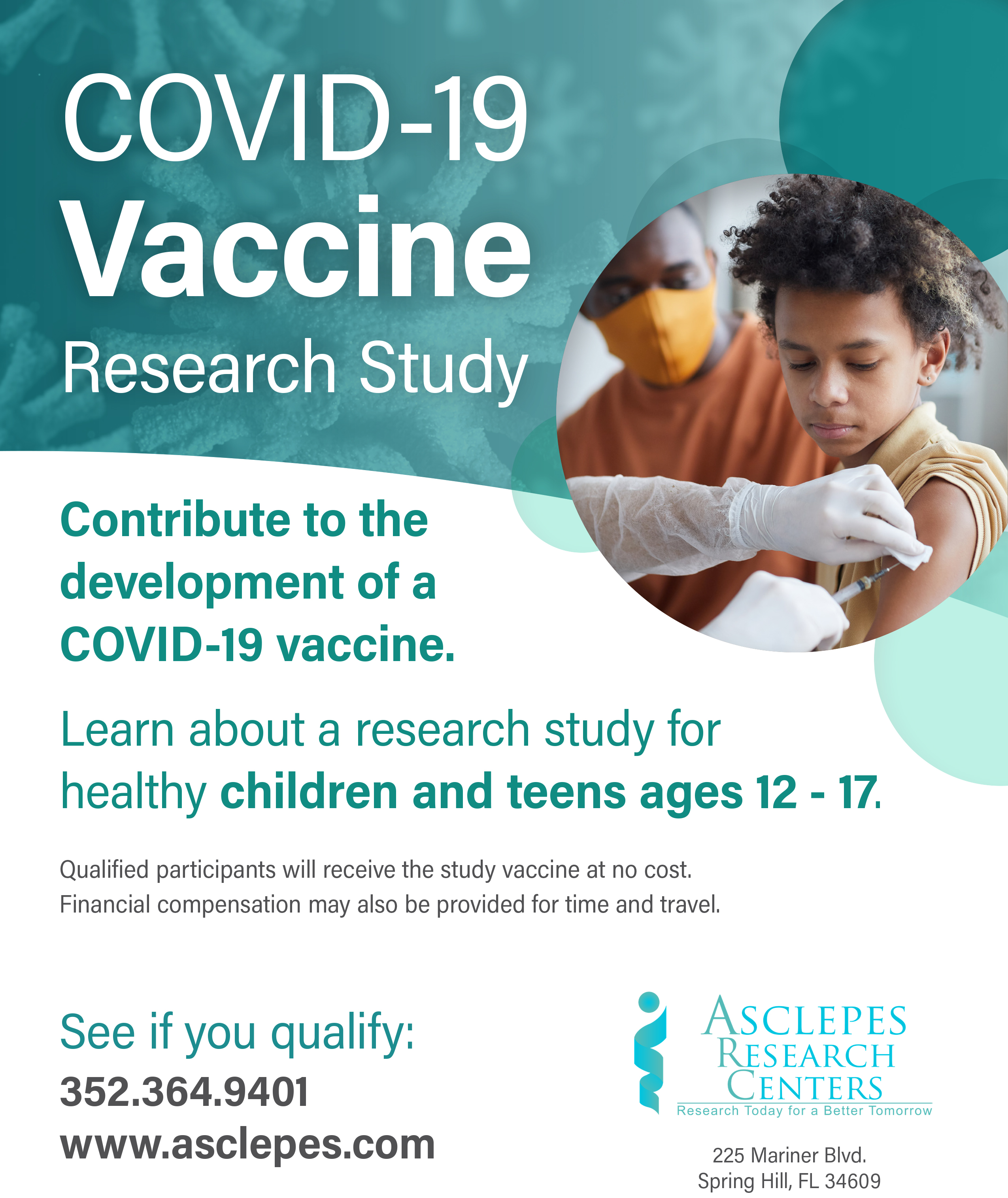 COVID-19 Vaccine Generic Ad - Asclepes - peds 12-17[1]